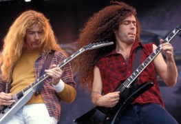 "dave mustaine marty friedman - Dave Mustaine on Marty Friedman Tenure In MEGADETH: ""I Kept Him Longer Than I Should Have"""