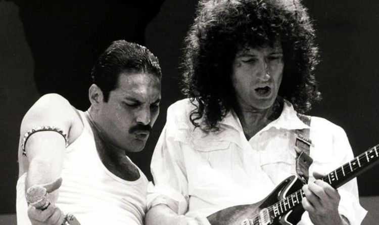 """Brian May Freddie Mercury - QUEEN Members Want Fans To Understand The Way Movie Was Made: """"We Sold The Story; It's Not Ours Anymore"""""""