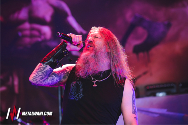 AmonAmarth.DTE .May 19.Anthony Sheardown wm wmsmall - GIG REVIEW: Slayer, Lamb Of God, Cannibal Corpse & Amon Amarth Live at DTE Energy Theatre, MI