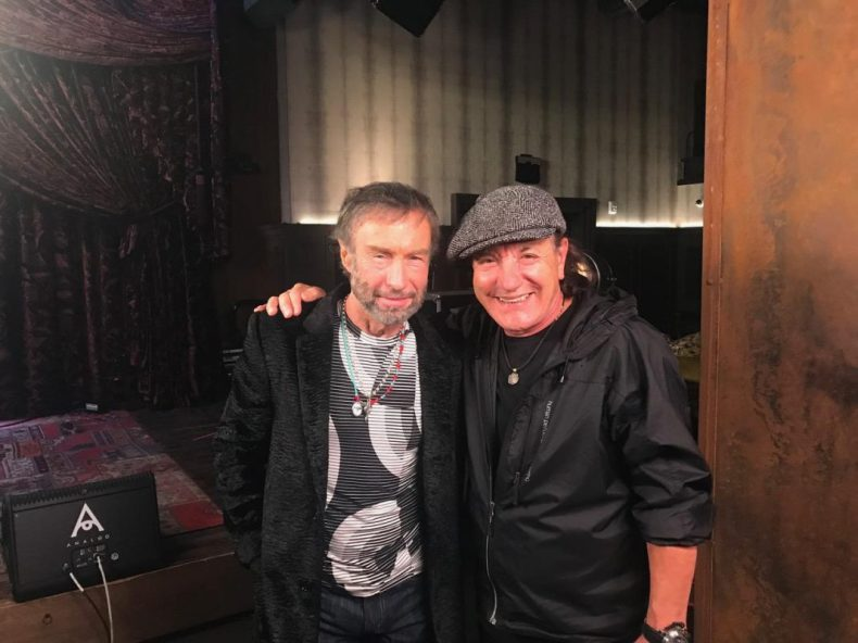 """Brian Paul Rodgers - Brian Johnson To Ex-QUEEN Singer: """"You Had The B*lls To Say: I'm Not Gonna DO What FREDDIE MERCURY Did?"""""""