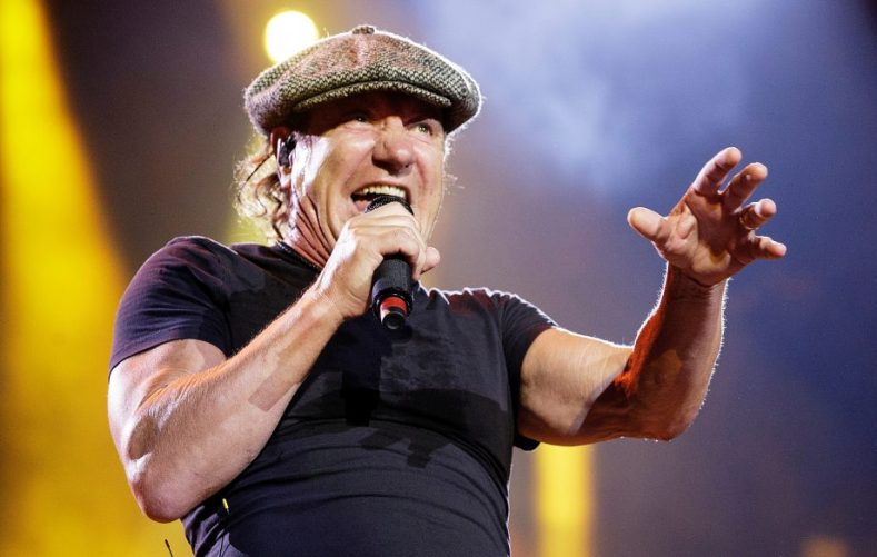 Brian Johnson - Brian Johnson Says It Was Malcolm Young's Idea To Make AC/DC Have A Sound That Nobody Else Could Copy