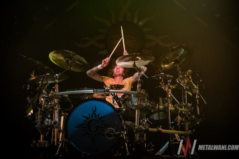 Godsmack 09.jpg - INTERVIEW: GODSMACK's Shannon Larkin on 'When Legends Rise', Download Festival & Future Festival Headliners