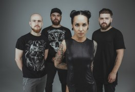 Jinjer 2018 - INTERVIEW: JINJER's Eugene Abdiukhanov on Upcoming Album, Tatiana's Vocal Range & Upcoming North America Tour