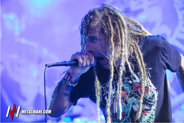LambOfGod.DTE .May 19.Anthony Sheardown 5 2 wm wmsmall - GIG REVIEW: Slayer, Lamb Of God, Cannibal Corpse & Amon Amarth Live at DTE Energy Theatre, MI