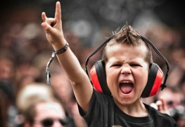 Metal Rock Kid - Rock And Metal Playlist For Training