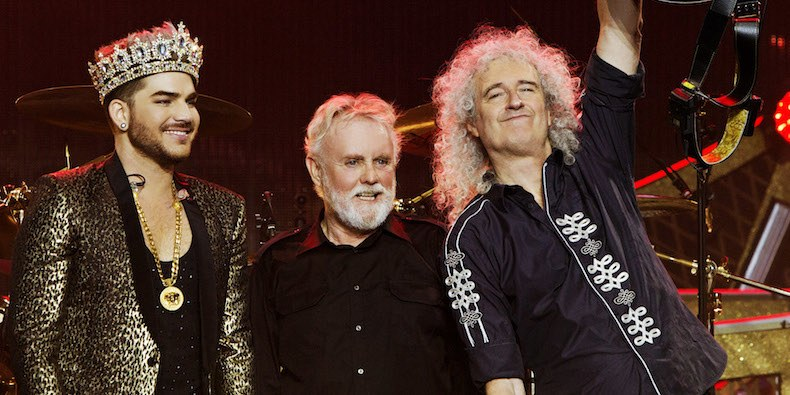 Queen Adam Lambert - QUEEN Slams Donald Trump; Files A Copyright Infringement Notice For Using 'We Will Rock You'
