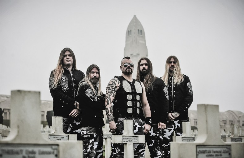 """Sabaton 2019 - INTERVIEW: SABATON's Pär Sundström on 'The Great War': """"Our Aim Was To Create As Many Good Songs As Possible"""""""