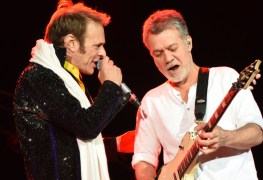 halen leeroth - Report: VAN HALEN Rumored To Fire Frontman David Lee Roth