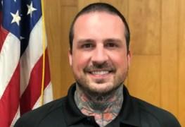 jeremyspencer - Ex-FIVE FINGER DEATH PUNCH Drummer Jeremy Spencer Is Now A Reserve Police Officer