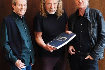 led zeppelin - Justice Department Officially Supports LED ZEPPELIN In 'Stairway To Heaven' Copyright Case