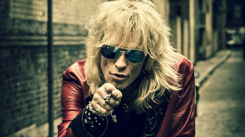 michaelmonroe - MICHAEL MONROE Slams MÖTLEY CRÜE's 'The Dirt' Movie; Questions The Credibility