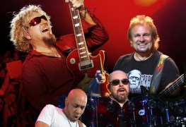 sammy hagar the circle - Watch SAMMY HAGAR & THE CIRCLE Smash VAN HALEN's 'Good Enough' At Home