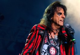 Alice Cooper - ALICE COOPER Reveals His 10 Most Memorable Moments Of His Career