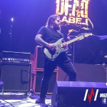 Dead Label 2 - GALLERY: Gojira, Rolo Tomassi & Dead Label Live at O2 Apollo, Manchester, UK