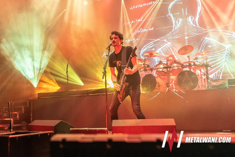 Gojira 19 - GALLERY: Gojira, Rolo Tomassi & Dead Label Live at O2 Apollo, Manchester, UK