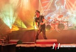 Gojira 19 - GALLERY: Gojira, Rolo Tomassi & Dead Label Live at O2 Apollo, Manchester, UK