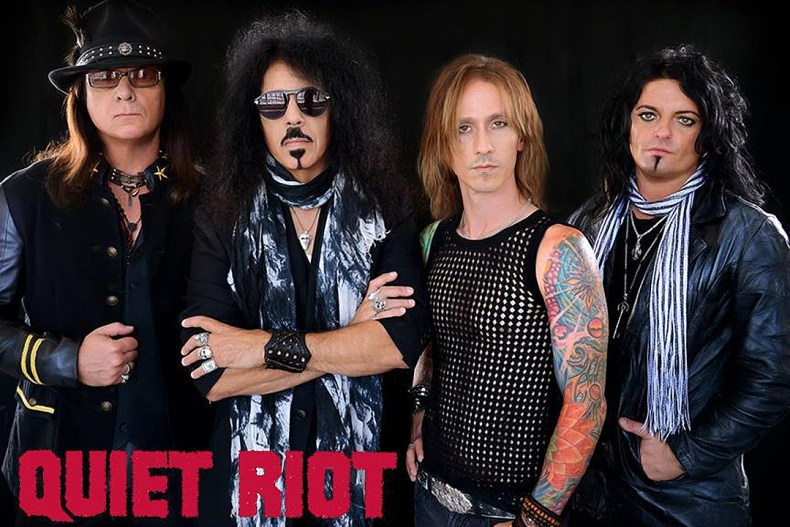 """Quiet Riot - QUIET RIOT's Frankie Banali Slams Haters: """"If You Don't Like Me, Don't Buy Our Music"""""""