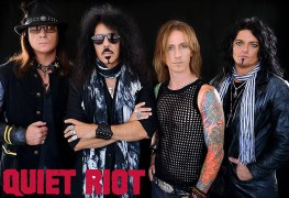 "Quiet Riot - QUIET RIOT's Frankie Banali Slams Haters: ""If You Don't Like Me, Don't Buy Our Music"""