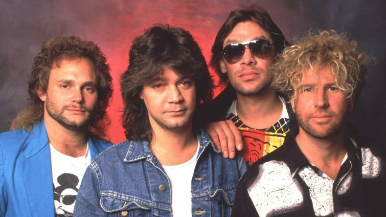 Sammy hagar Van Halen - Michael Anthony Recalls EDDIE VAN HALEN Being In Bad Shape During VAN HALEN's 2004 Tour