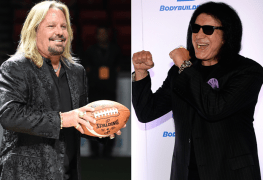 Vince Neil Gene Simmons - Vince Neil Reveals Little Known Relationship Between KISS & MOTLEY CRUE