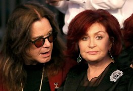 "osbournes - Sharon Osbourne Slams QUEEN's Brian May: ""Finally They Got The Attention Due To Freddie"""