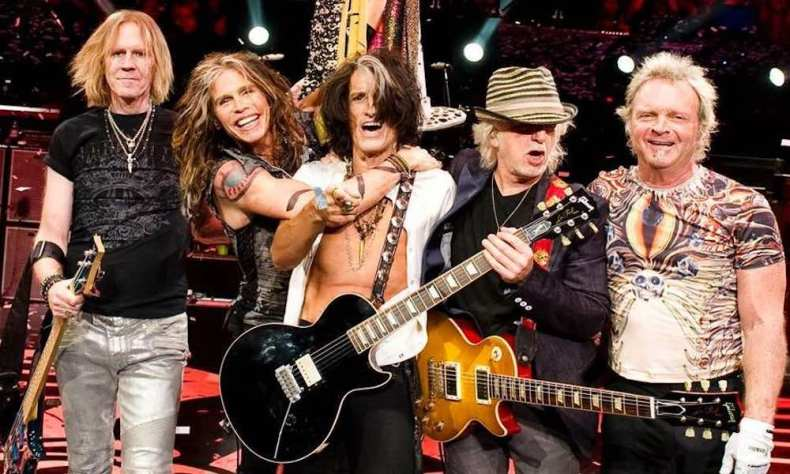 "Aerosmith - AEROSMITH Member Is Still Struggling With Cancer: ""My Voice Is Fading"""