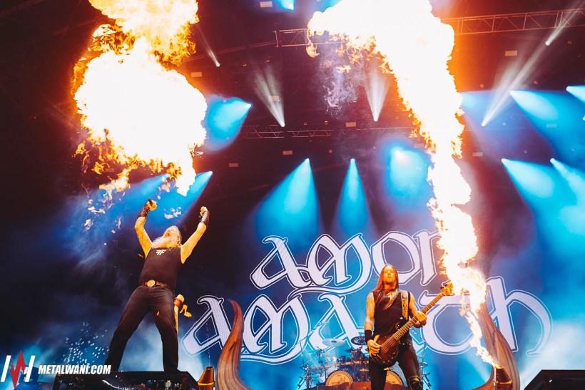 Amon Amarth Knotfest meets Hellfest 11 - FESTIVAL REVIEW: KNOTFEST MEETS HELLFEST 2019 Live at Clisson, France