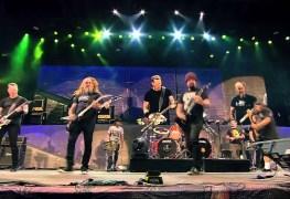 Big4 - Rob Caggiano Recalls How METALLICA Treated Slayer, Megadeth & Anthrax During BIG 4 Tour