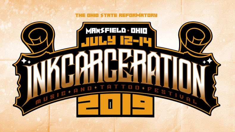INKcarceration2019 - FESTIVAL REVIEW: INKCARCERATION FESTIVAL 2019 Live at Ohio State Reformatory – Day 3 (Sunday)
