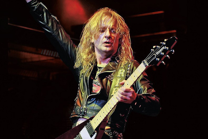 "KK Downing - K.K. DOWNING On His Return To Live Stage: ""Took Me 20 Seconds To Realize Where I Was"""