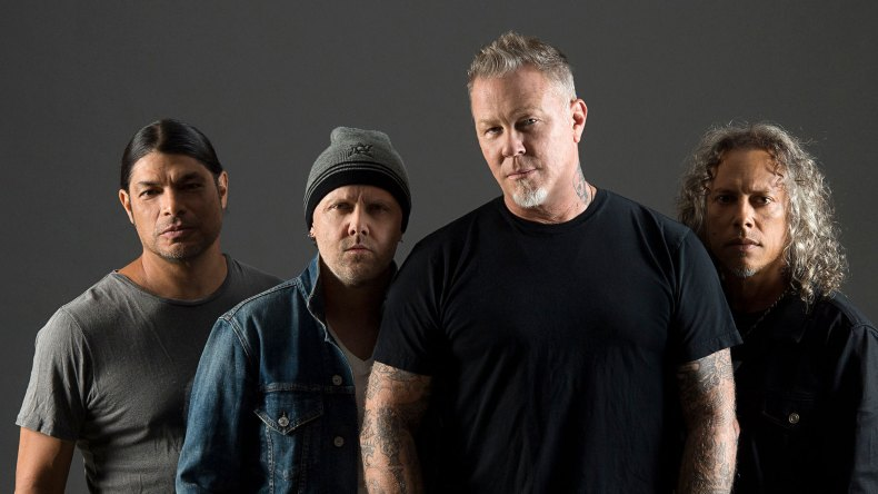 Metallica - Report Says METALLICA Grossed Millions on Summer Tour; Official Numbers Are Out