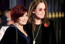 """Ozzy and Sharon - Sharon Osbourne Addresses OZZY's Health & Tour Cancellation: """"He Can't Just Do It"""""""