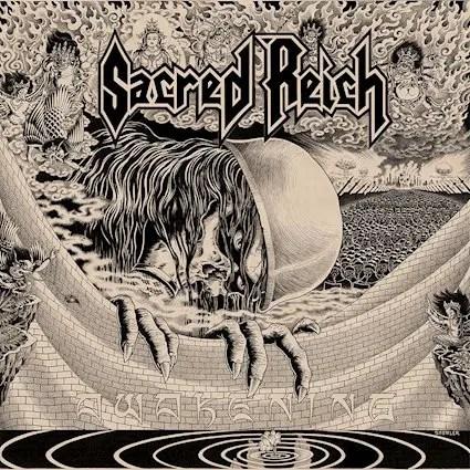 """Sacred Reich Awakening - REVIEW: SACRED REICH - """"Awakening"""""""