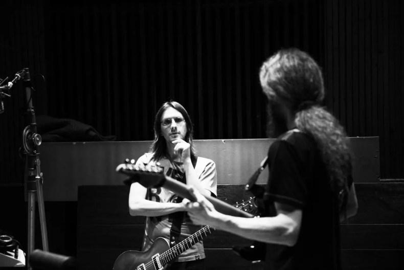 Steven Guthrie - GUTHRIE GOVAN Recalls Recording 'Drive Home', His Favorite Piece For STEVEN WILSON