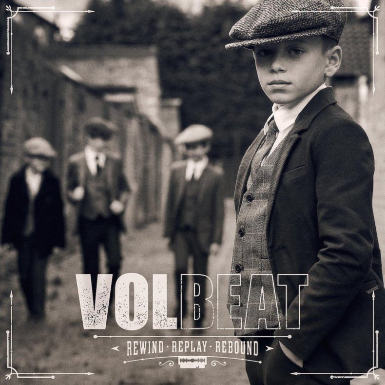 "Volbeat Rewind Replay Rebound - REVIEW: VOLBEAT - ""Rewind, Replay, Rebound"""
