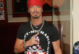 brett michaels - POISON's Bret Michaels Announces Tour Dates With NIGHT RANGER, LITA FORD & FIREHOUSE