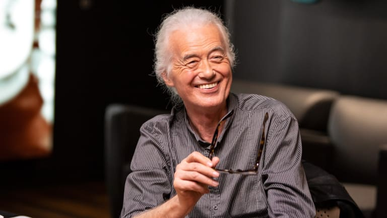 """jimmypage - Jimmy Page Recalls LED ZEPPELIN's Final Show In UK: """"It Reflects Our History"""""""