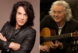 paul stanley jimmy page - KISS' Paul Stanley Reveals His Priceless Gift He Got From LED ZEPPELIN's Jimmy Page