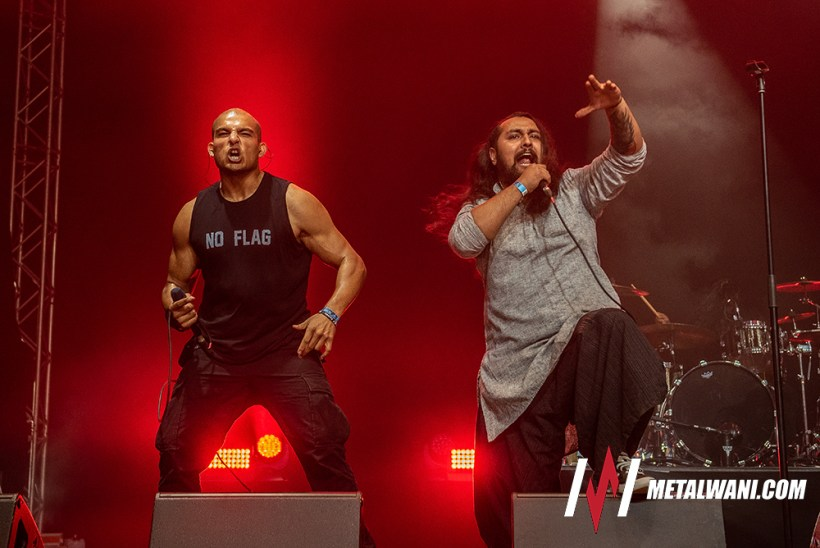 Bloodywood 2 - FESTIVAL REVIEW: WACKEN OPEN AIR 2019 Live at Schleswig-Holstein, Germany – Day 1 (Thursday)