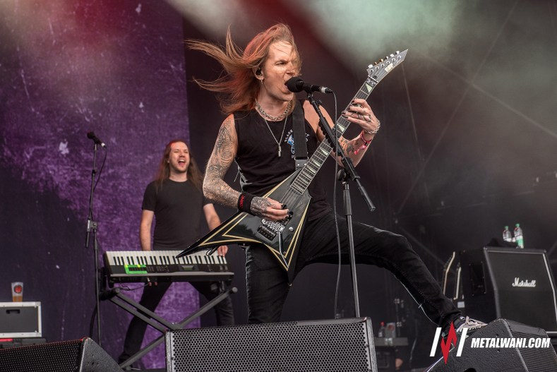 Children Of Bodom 19 - CHILDREN OF BODOM Frontman Alexi Laiho Has Passed Away
