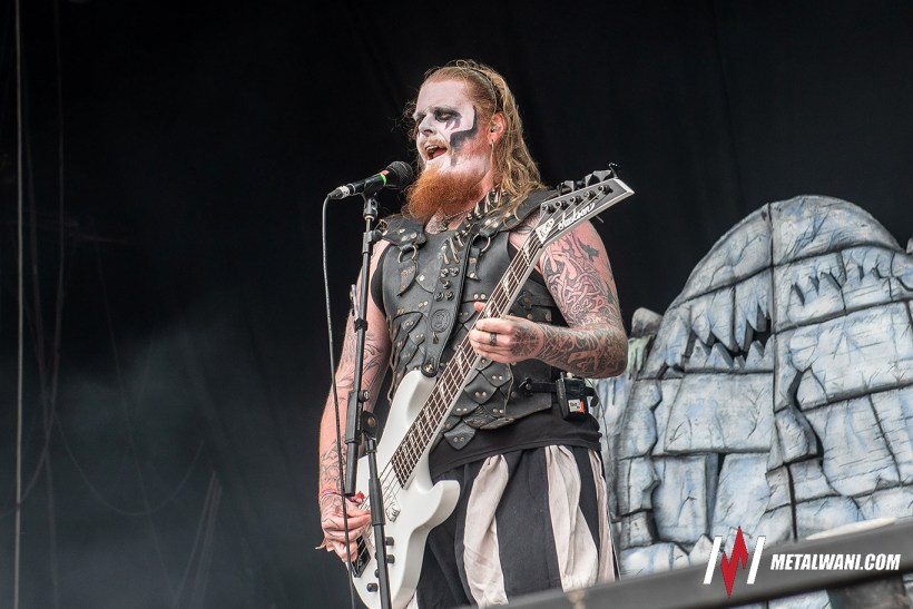 Evil Scarecrow 5 - FESTIVAL REVIEW: BLOODSTOCK OPEN AIR 2019 – Day 3 (Saturday)