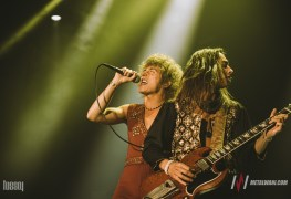 GVF Melbourne 5 - GALLERY: Greta Van Fleet & Golf Alpha Bravo Live at Festival Hall, Melbourne