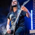 Gojira 08.jpg - GALLERY: KNOTFEST ROADSHOW Ft. Slipknot, Volbeat & Gojira Live at Darien Lake, NY
