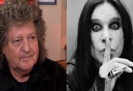 Ozzy Bob - Bob Daisley Recalls Having a Good Bond With Ozzy Osbourne Before Sharon Osbourne Stepped In