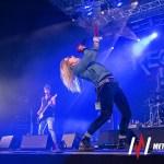 Reckless Love 2 - GALLERY: WACKEN OPEN AIR 2019 Live at Schleswig-Holstein, Germany – Day 3 (Saturday)