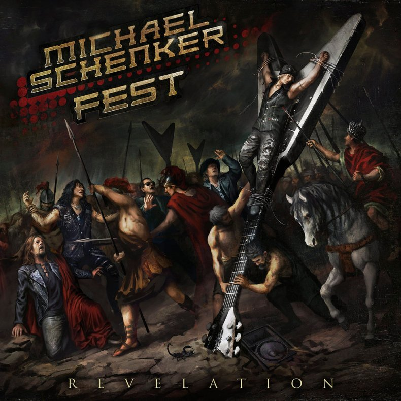 "Revelation - REVIEW: MICHAEL SCHENKER FEST - ""Revelation"""