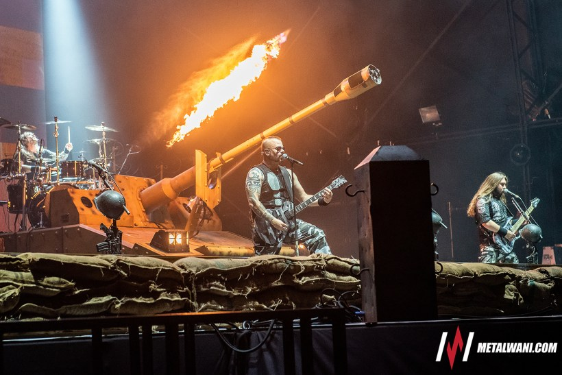 Sabaton 20 - FESTIVAL REVIEW: BLOODSTOCK OPEN AIR 2019 – Day 2 (Friday)