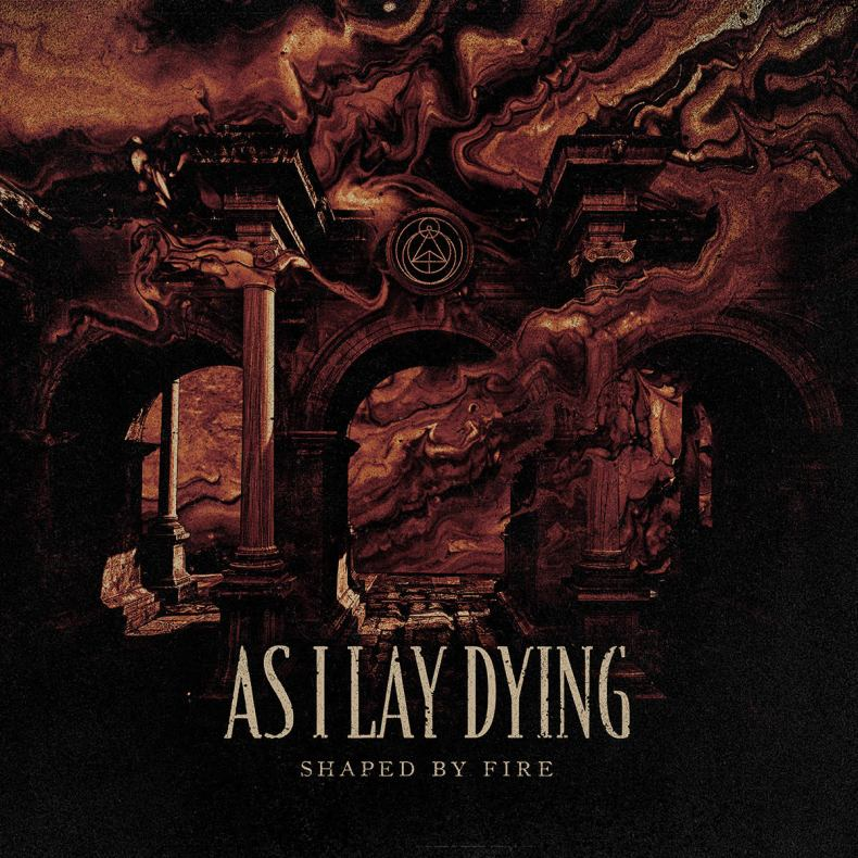 "Shaped By Fire - REVIEW: AS I LAY DYING - ""Shaped By Fire"""
