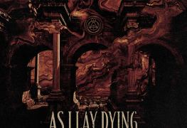 """Shaped By Fire - REVIEW: AS I LAY DYING - """"Shaped By Fire"""""""