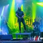 Thy Art Is Murder 1 - GALLERY: WACKEN OPEN AIR 2019 Live at Schleswig-Holstein, Germany – Day 2 (Friday)